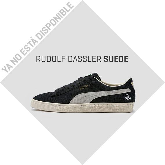 RUDOLF DASSLER SUEDE
