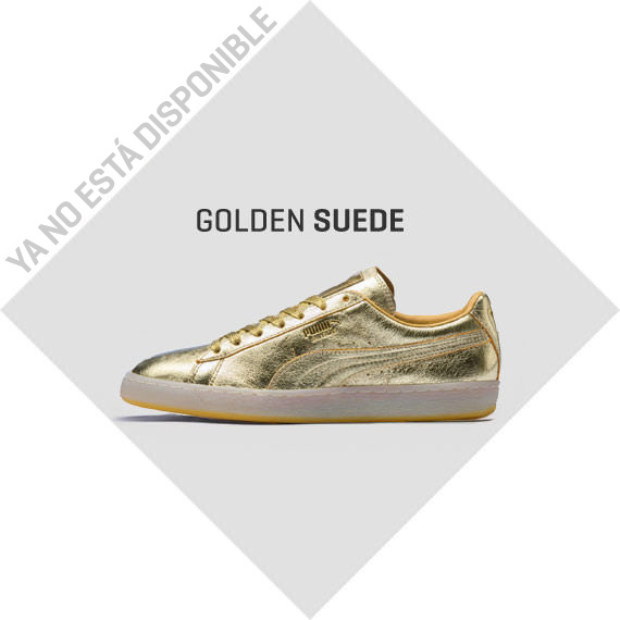 PUMA GOLDEN SUEDE
