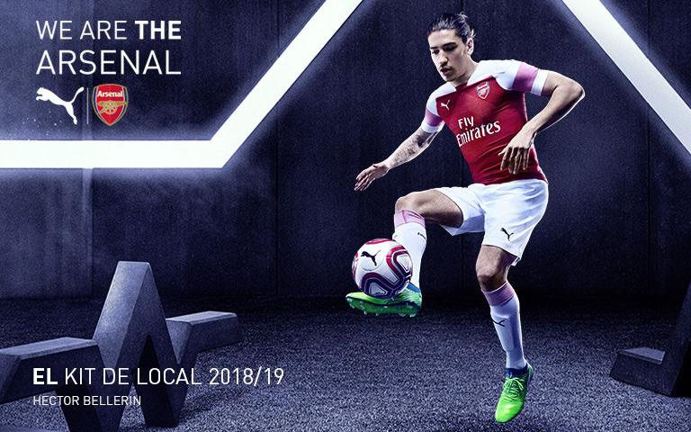 04d0c8e8d Arsenal FC PUMA | Camisetas, kits, ropa del equipo, fanwear y más de AFC